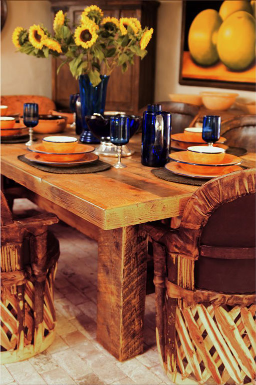 Salsa Trading Company  Chatsworth Dining TableDining Room. Mesquite Dining Room Tables. Home Design Ideas
